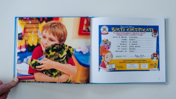 Disneyland Book-9