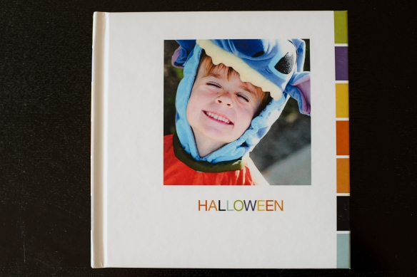 Halloween Photo Book-1